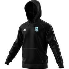FC Rudersdal Regnjakke Sort Børn