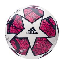 adidas Fotboll UCL Finale League - Lila/Vit