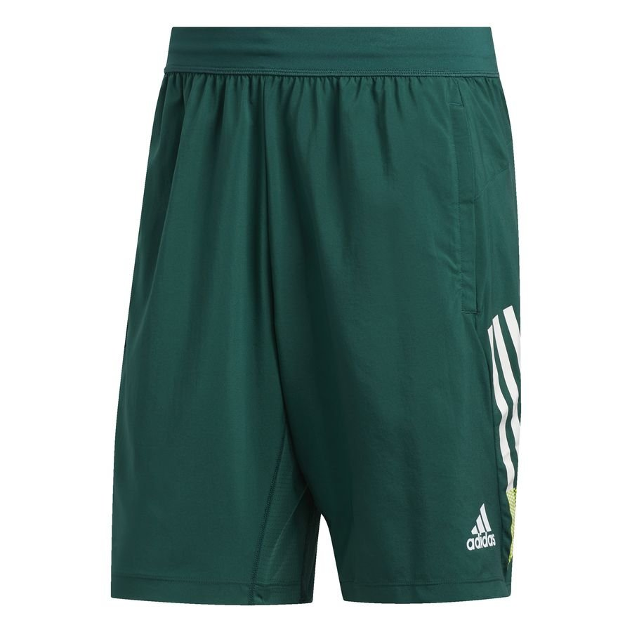 4KRFT 3-Stripes 9-Inch shorts Grøn thumbnail