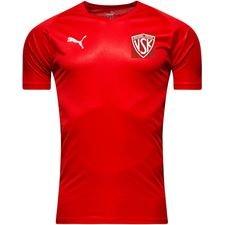 Värmlandsbro SK Tränings T-Shirt - Röd