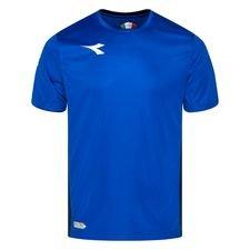 Diadora Tränings T-Shirt Equipo - Blå/Vit Barn