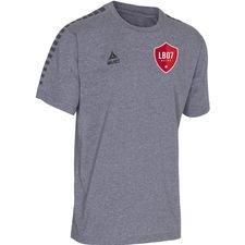 LB07 T-Shirt Ledare/Tränare - Grå