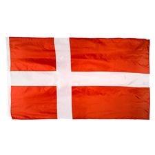 Danmark Flag EURO 2020 - Rød/Hvid thumbnail