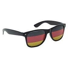 Tyskland Solbriller EURO 2020 - Sort/Rød/Gul thumbnail