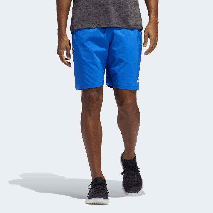 4KRFT 3-Stripes 9-Inch shorts Blå thumbnail
