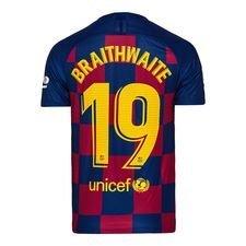 Barcelona Hemmatröja 2019/20 BRAITHWAITE 19