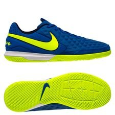 Nike Tiempo Legend 8 Academy IC - Blå/Neon