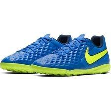 Nike Tiempo Legend 8 Club TF Skycourt - Blau/Neon