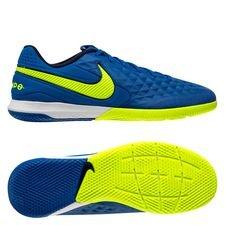 Nike Tiempo React Legend 8 Pro IC - Blå/Neon