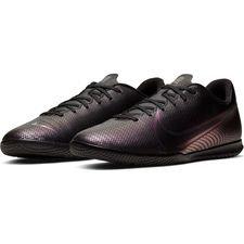 Nike Mercurial Vapor 13 Club IC Kinetic Black - Sort