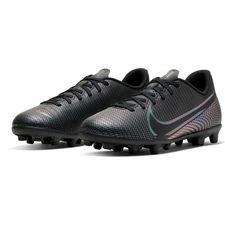 Nike Mercurial Vapor 13 Club MG Kinetic Black - Schwarz Kinder