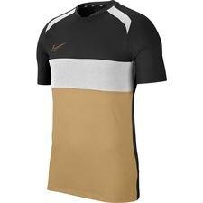 Nike Trainingsshirt Academy Dry Summer Artist – Zwart/Goud/Wit Kinderen
