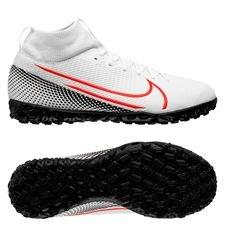 Nike Mercurial Superfly 7 Academy TF LAB2 - Wit/Roze/Zwart Kinderen <br/>EUR 51.95 <br/> <a href=