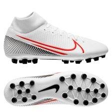 Nike Mercurial Superfly 7 Academy AG - Hvid/Pink/Sort