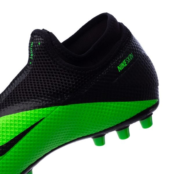 Nike Phantom Vision 2 Academy DF AG LAB2 GroenZilverZwart