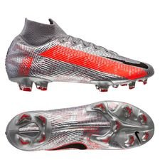 Nike Mercurial Superfly 7 Elite FG Neighbourhood - Zilver/Zwart/Grijs <br/>EUR 201.95 <br/> <a href=