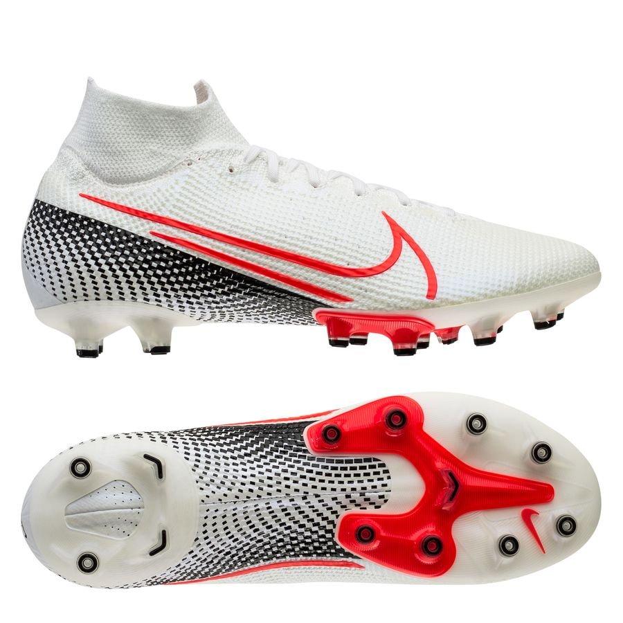 Nike Mercurial Superfly 7 Elite AG-PRO LAB2 - Hvid/Pink/Sort thumbnail