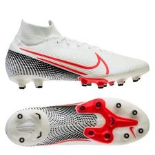 Nike Mercurial Superfly 7 Elite AG-PRO - Hvid/Pink/Sort