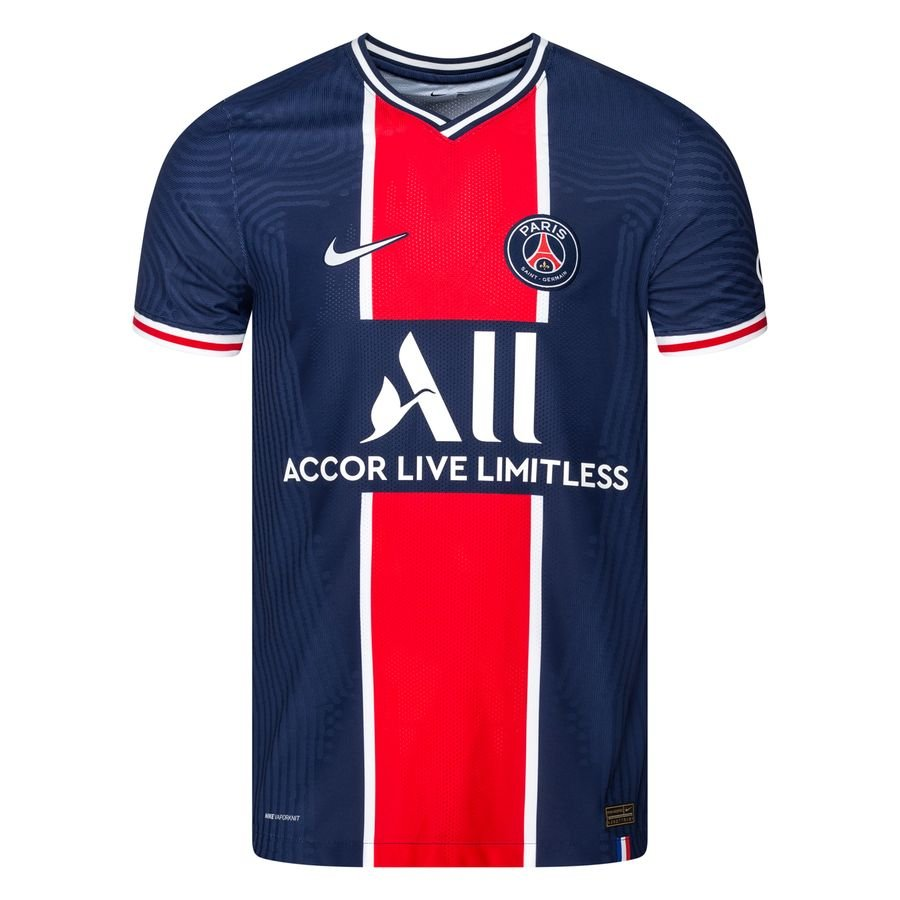 Nike Paris Saint-Germain Hjemmebanetrøje 2020/21 Vapor