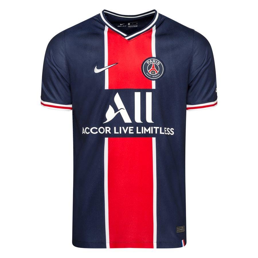 Paris Saint-Germain Hjemmebanetrøje 2020/21