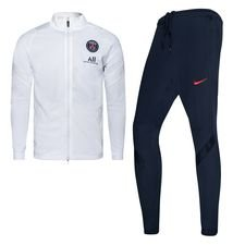 Paris Saint-Germain Trainingsanzug Dry Strike - Weiß/Rot