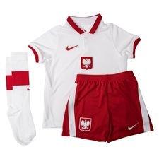 Polen Hemmatröja EURO 2020 Mini-Kit Barn