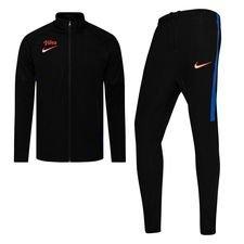 Nike Trainingsanzug Dry Academy K2 Sancho SE11 - Schwarz/Blau/Pink LIMITED EDITION