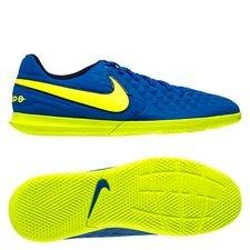 Nike Tiempo Legend 8 Club IC - Blå/Neon