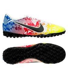 Nike Mercurial Vapor 13 Academy TF NJR Jogo Prismatico - Wit/Zwart/Racer Blue/Ne <br/>EUR 50.95 <br/> <a href=