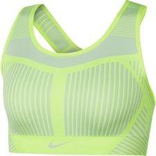 Nike Sport BH FE/NOM Flyknit - Neon/Grau Damen