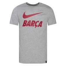 Barcelona T-Shirt Training Ground - Grå