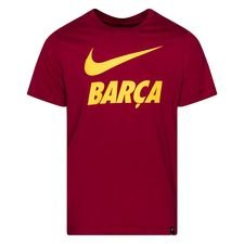 Barcelona T-Shirt Training Ground - Bordeaux