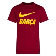 Barcelona T-Shirt Training Ground - Bordeaux Barn