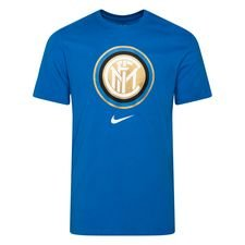 Inter T-Shirt Evergreen - Blå