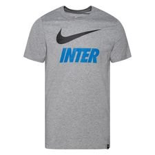 Inter T-Shirt Training Ground - Grå