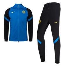 Inter Mailand Trainingsanzug Dry Strike - Blau/Gelb