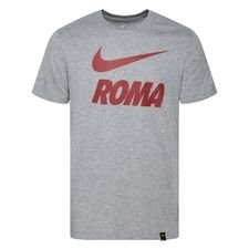 Roma T-Shirt Training Ground - Grå