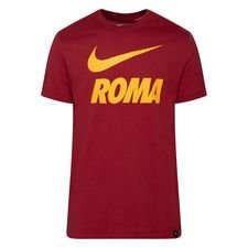 Roma T-Shirt Training Ground - Röd