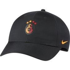 Galatasaray Keps H86 Dry - Svart/Orange