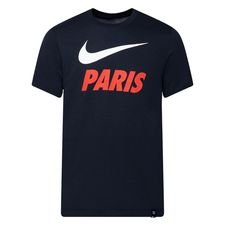 Paris Saint-Germain T-Shirt Training Ground - Navy/Röd Barn