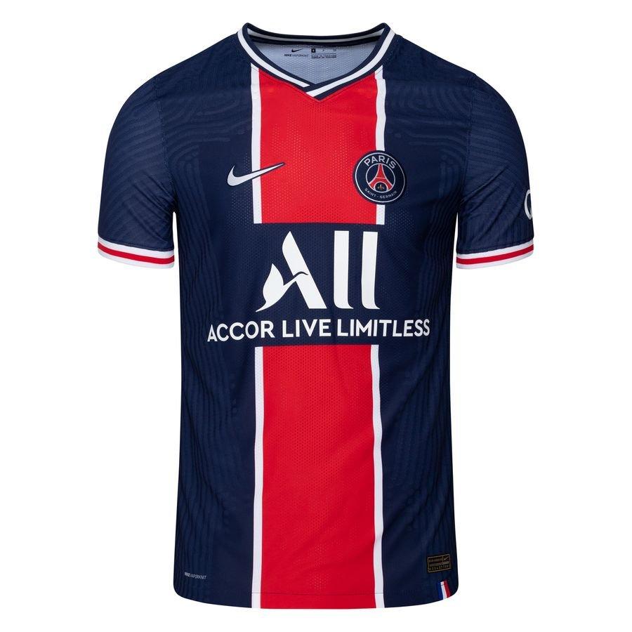 Paris Saint-Germain Hjemmebanetrøje 2020/21 Vapor Børn
