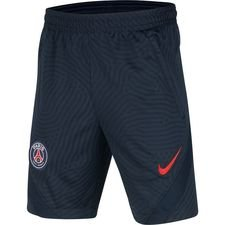 Paris Saint-Germain Shorts Dry Strike - Navy/Röd Barn