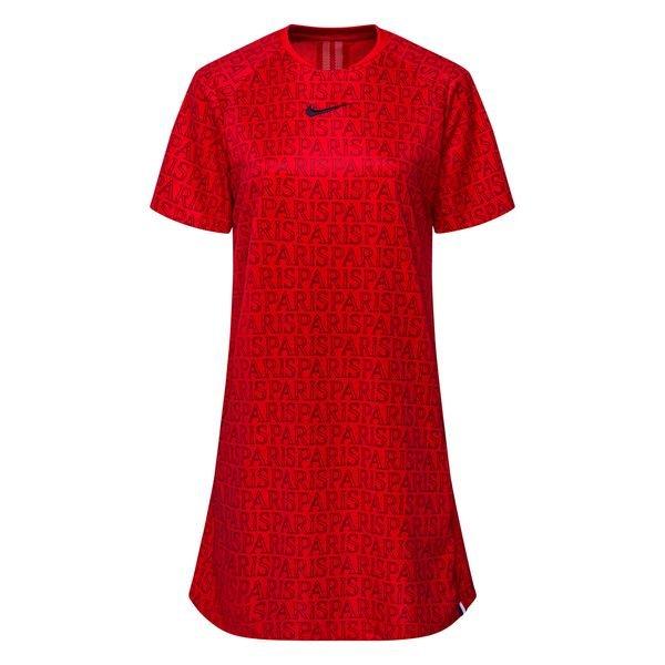 Paris Saint Germain Dress University Red Midnight Navy Woman Www Unisportstore Com