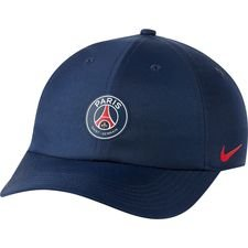 Paris Saint-Germain Keps H86 Dry - Navy/Röd