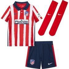 Atletico Madrid Hemmatröja 2020/21 Mini-Kit Barn