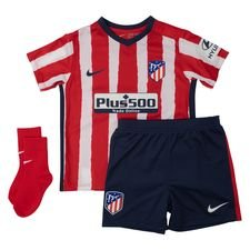 Atletico Madrid Hemmatröja 2020/21 Mini-Kit Barn