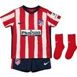 Atletico Madrid Maillot Domicile 2020/21 Kit-Bébé Enfant