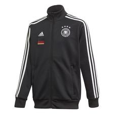 DFB 3-Streifen Trainingsjacke Schwarz