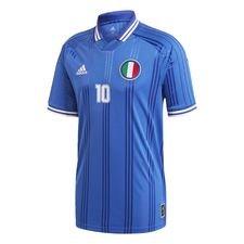 City Pack Rome fodboldtrøje Blå thumbnail