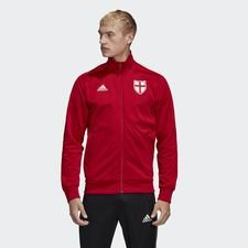 England Trainingsjacke Rot